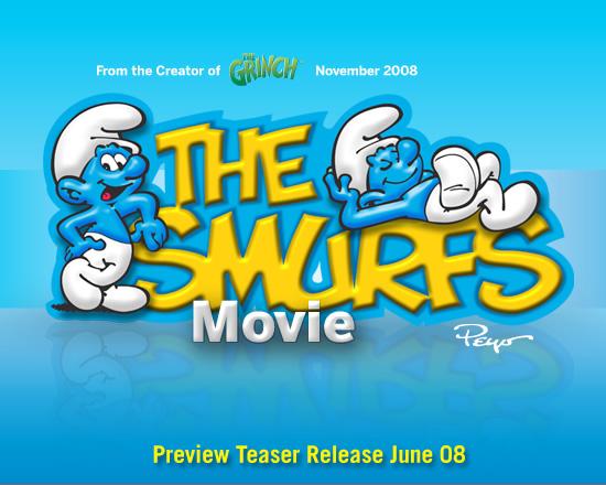 دانلود تریلر انیمیشن The Smurfs