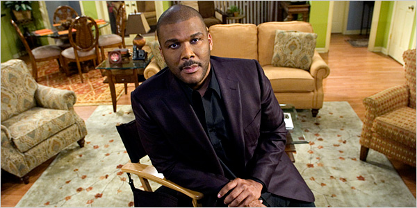 tyler perry star trek cameo. Perry, known widely