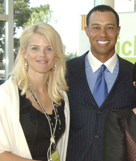 tiger woods wife. Tiger Woods wife Elin has