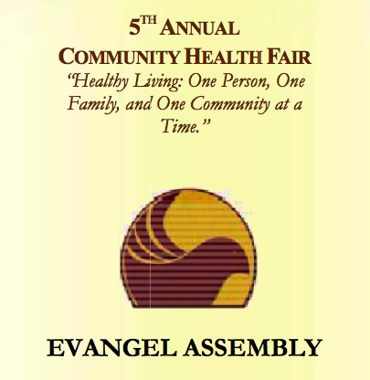 family health fair. evangel-assembly-health-fair