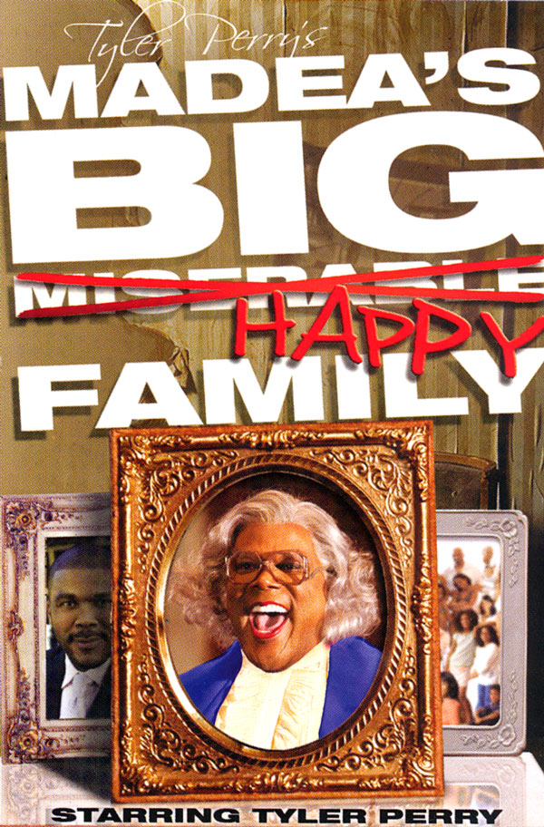 tyler perry madea. Madea-big. Tyler Perry has