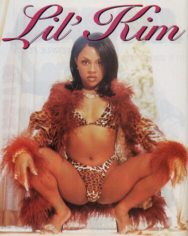 Lil Kim and Nicki Minaj sounding alike