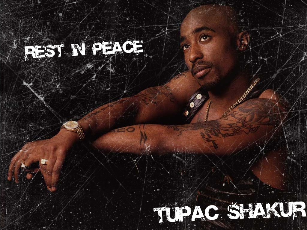 of Tupac Amaru Shakur as