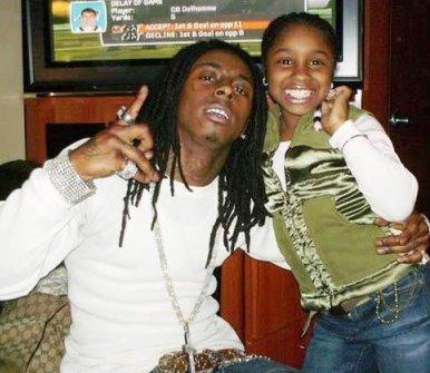 Lil 39 Wayne Orders Ex Toya