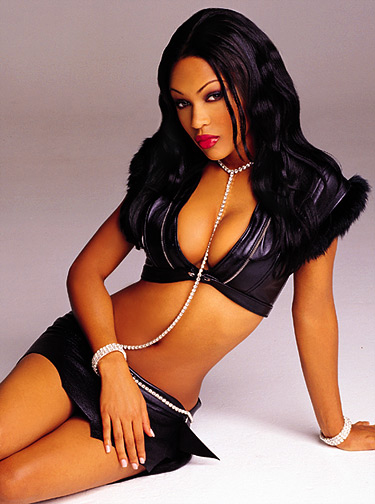 meagan good younger