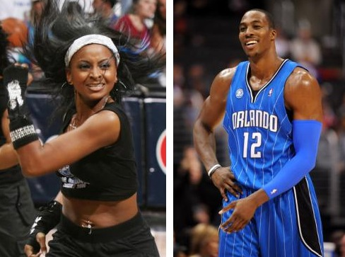 dwight howard son. #39;NBA star Dwight Howard got